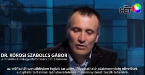 Dr. Kőrösi Gábor Szabolcs, HÉT alelnök